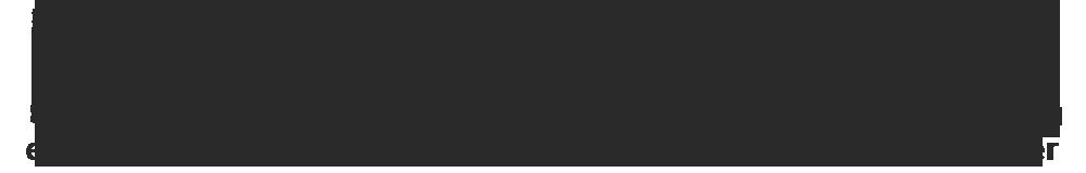Logo for Du er ikke alene med undertittel En informasjonsfilm på norsk tegnspråk om vold i nære relasjoner i tekst med røft stensil font