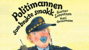 Politimannen som brukte smokk