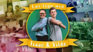 Lær tegn med Isaac og Vilde